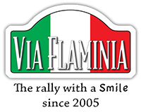 Via Flaminia Logo