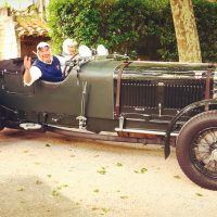 Bentley Drivers Club Tour to Monaco